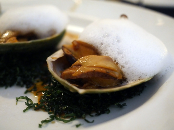 abalone at a-wong