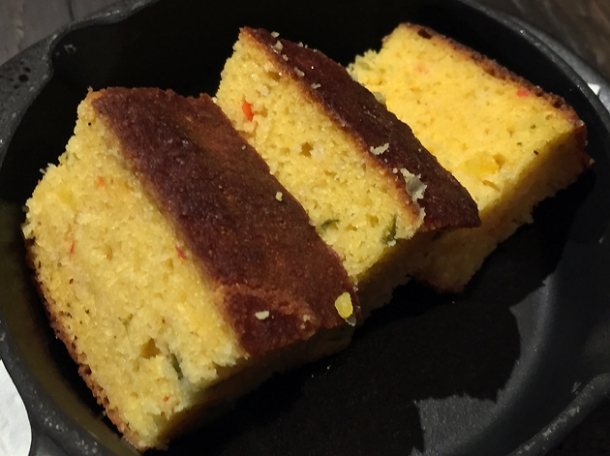 cornbread at cattle and co