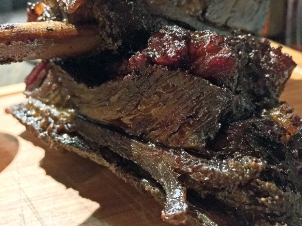 jacobs ladder ribs at cattle and co