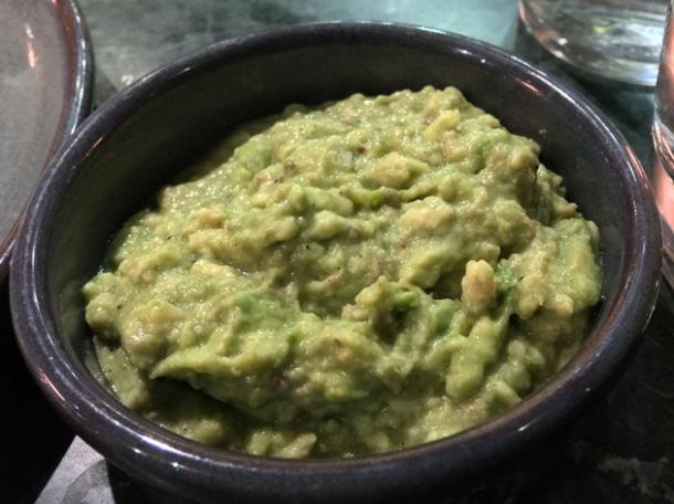 szechuan avocado at temper