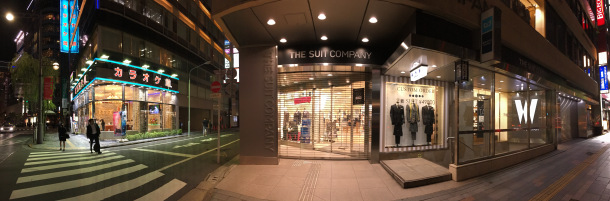 birdland tokyo street level entrance