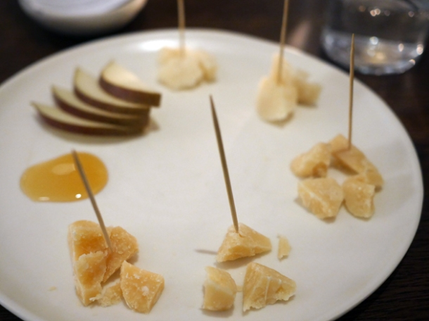 five ages of parmesan at luca