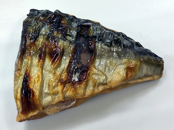 grilled fish at koguchi shizen-no-ie