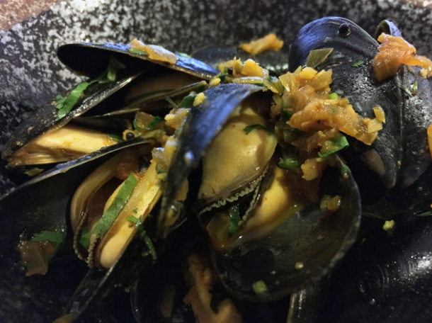 mussels at kricket soho