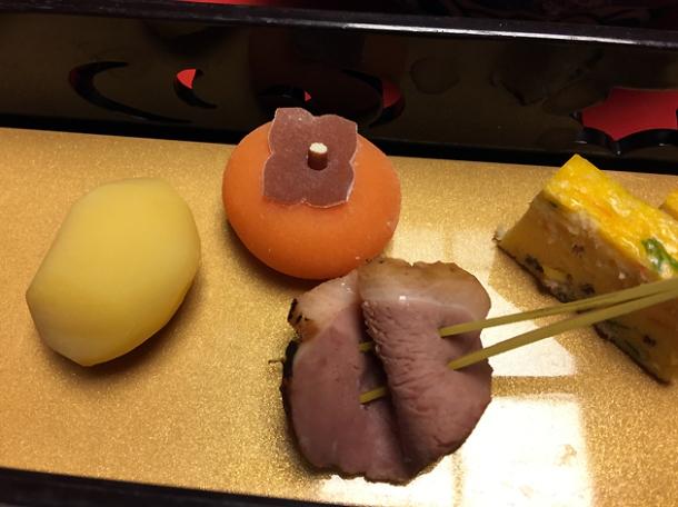 roast beef at hotel nakanoshima wakayama