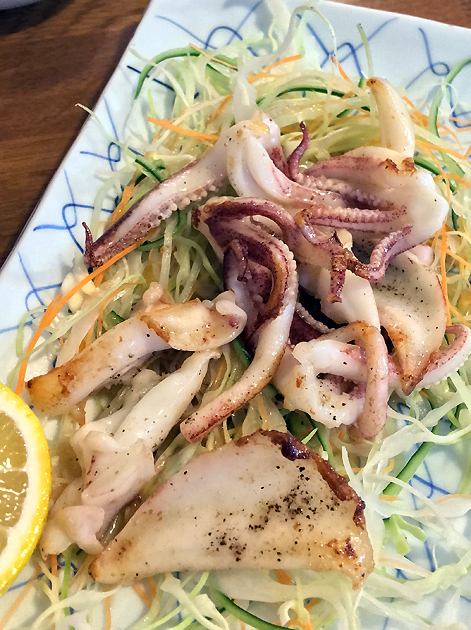 squid at kanteki