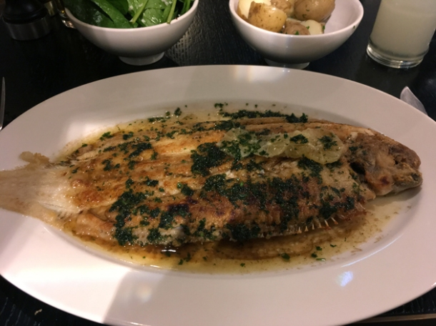 dover sole at rick stein barnes