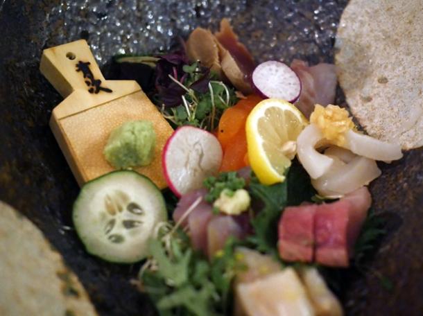 sashimi at jugemu