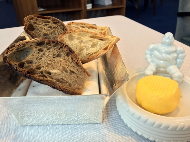 bread and butter at claude bosi bibendum london