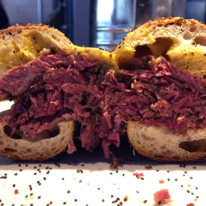 Monty's Deli review – street food bagels settle down in Hoxton