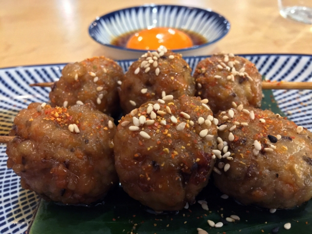 tsukune at machi-ya