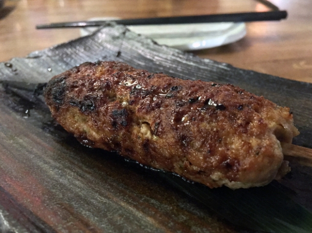tsukune yakitori at shoryu kingly court