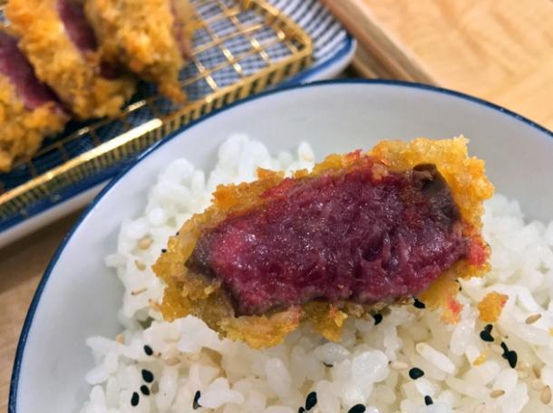 wagyu beef tonkatsu at machiya