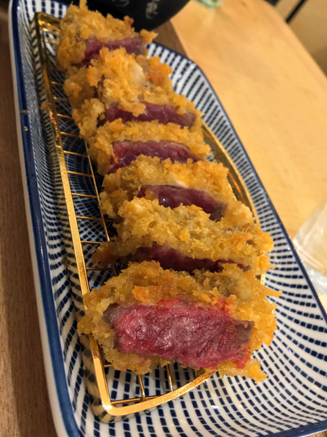wagyu tonkatsu at machi-ya