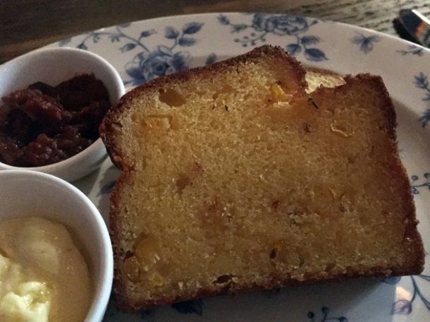 cornbread at red rooster shoreditch