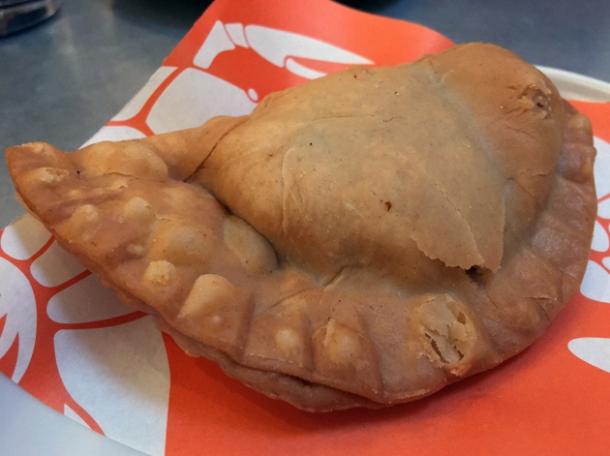 crawfish pie at plaquemine lock