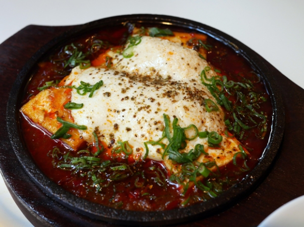 mapo tofu at xu london