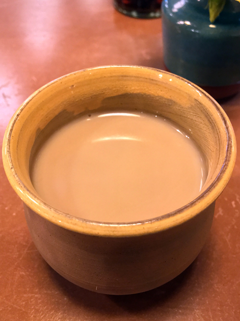 masala chai at darjeeling express