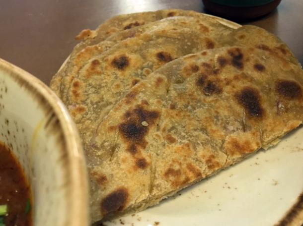 roti at darjeeling express