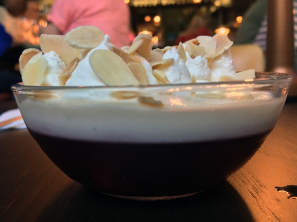 trifle at the wigmore