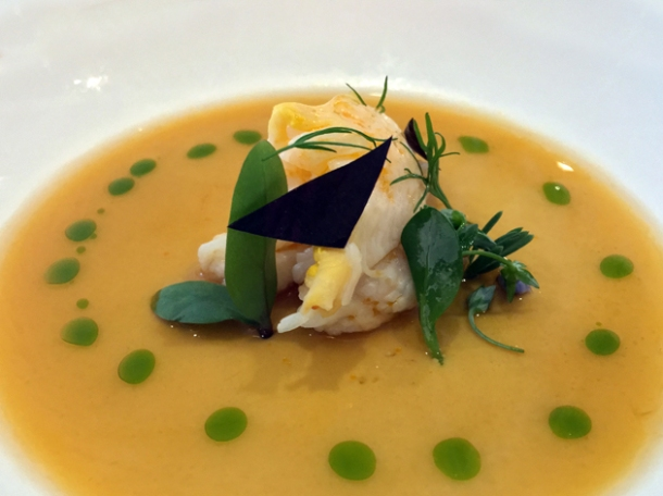 crab royale at core by clare smyth