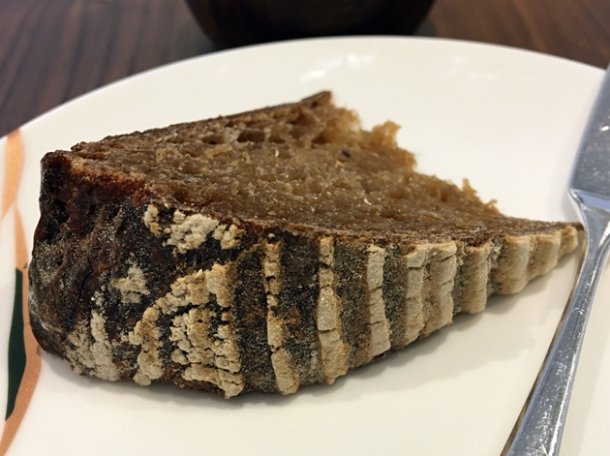 sourdough bread at core by clare smyth