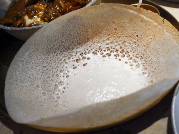 aappam at Hoppers st christopher's place