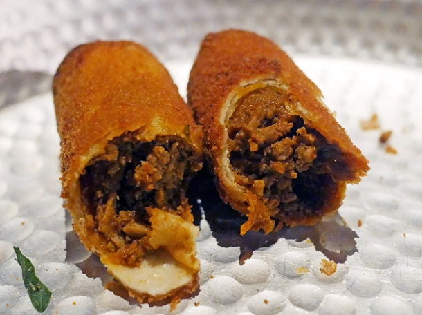 mutton rolls at hoppers marylebone