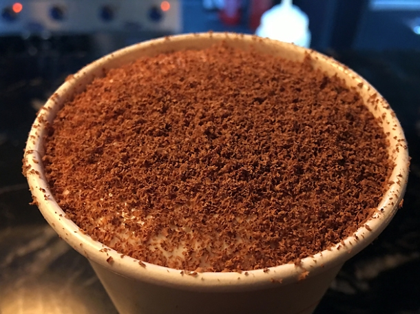 tiramisu at peckham coal rooms