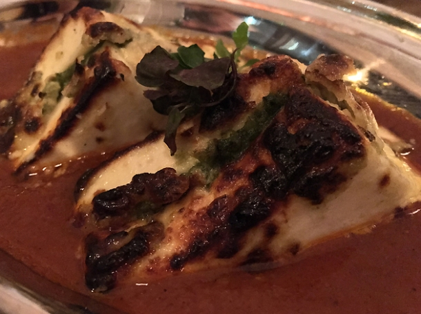 paneer rogan josh at gul and sepoy