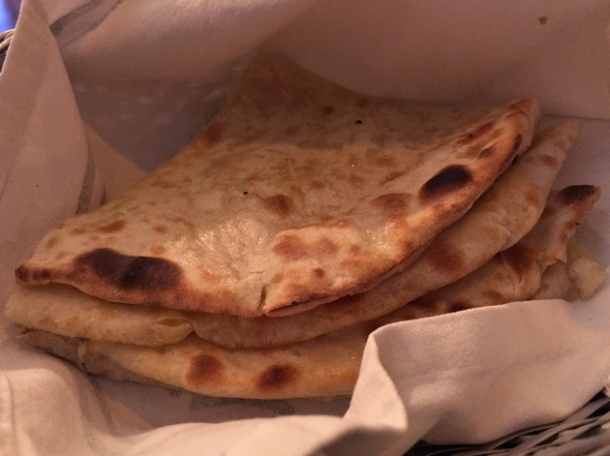 cheese naan at kashmir putney