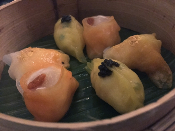 dim sum symphony at duddell's london bridge
