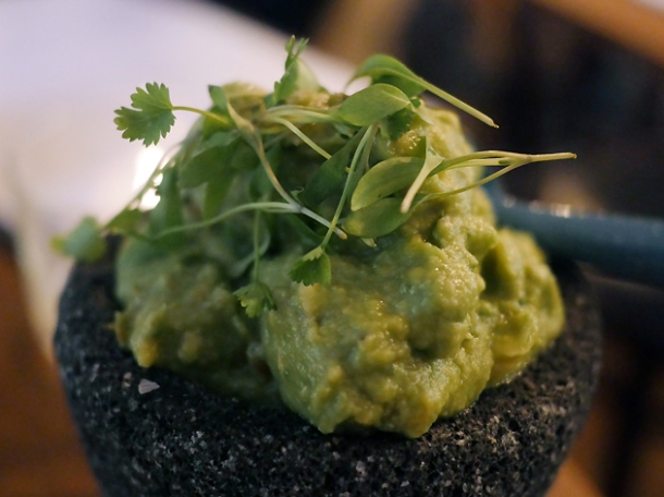 guacamole at santo remedio london bridge