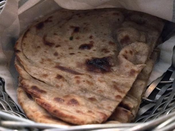 laccha paratha at kashmir putney