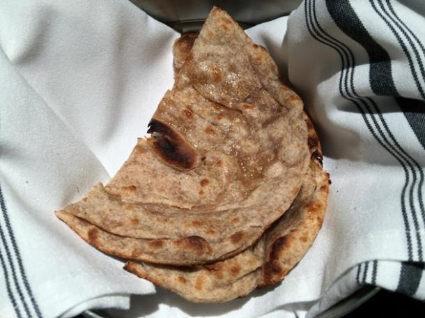 laccha paratha at bombay bustle