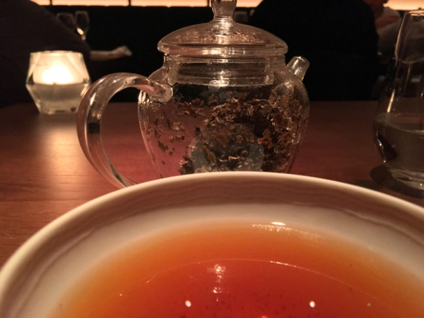 cloud tea at indian accent london