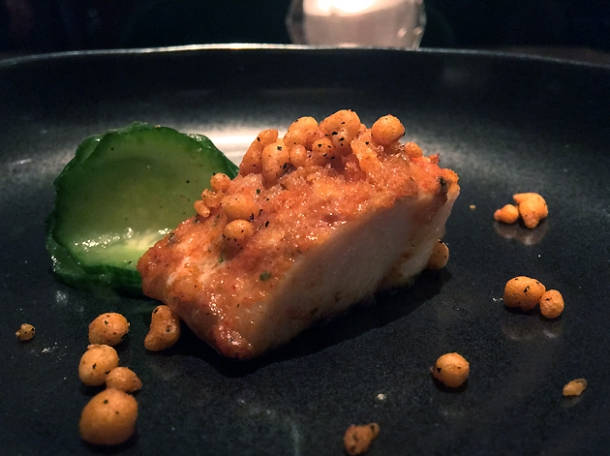 cod at indian accent london