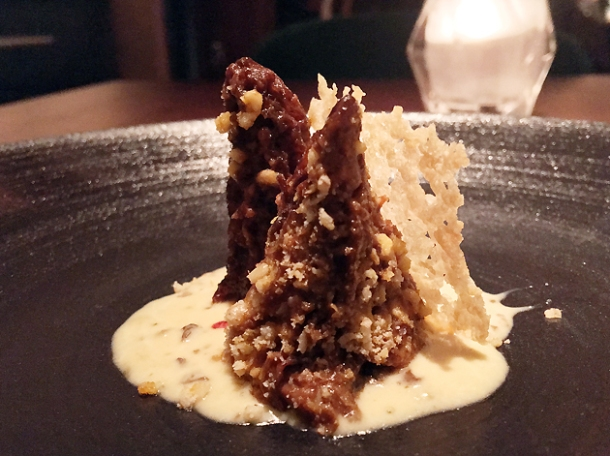 morels at indian accent london
