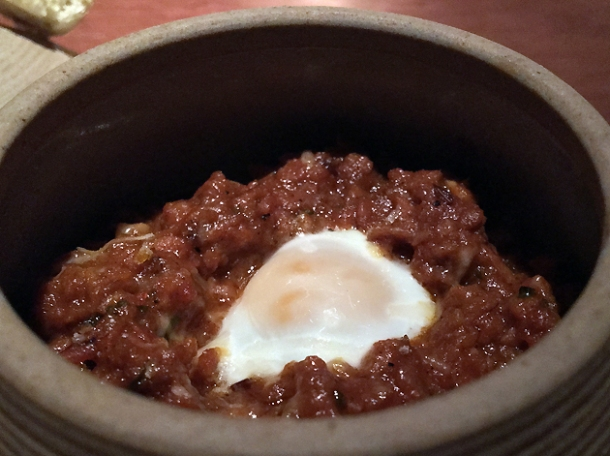 soy keema mince at indian accent london