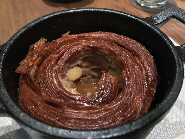 acorn cake at hide ground