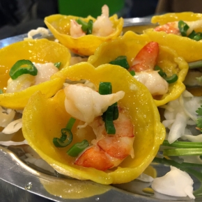 Mrs Le's review – Clapham Junction's rule-breaking Vietnamese diner