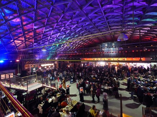 hall mezzanine street feast woolwich public market