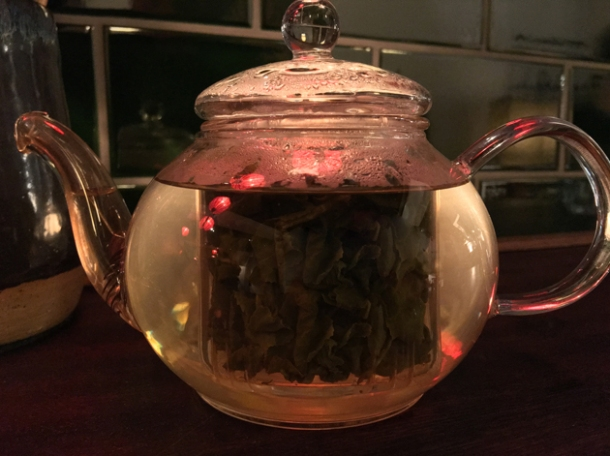 jin xuan tea at daddy bao
