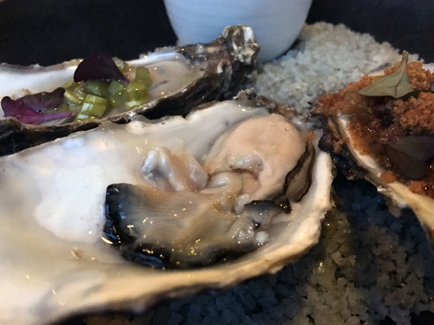 oysters at st leonards