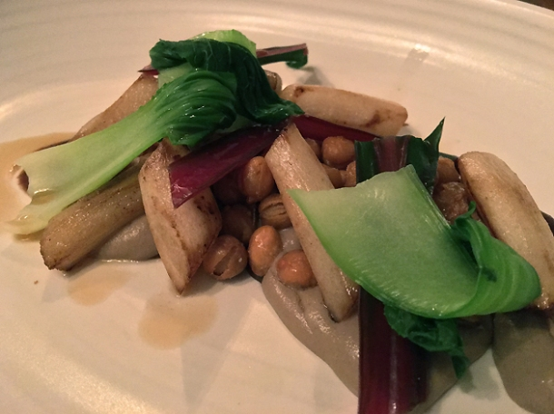 salsify at henry's bath