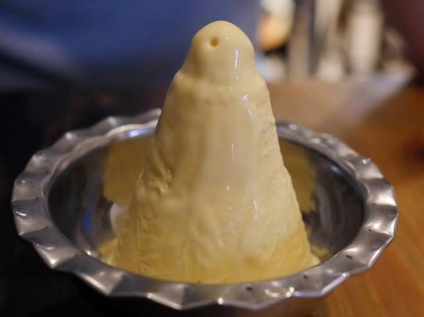 mango kulfi at masala wala cafe