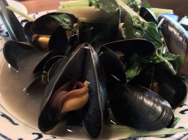 mussels at singburi