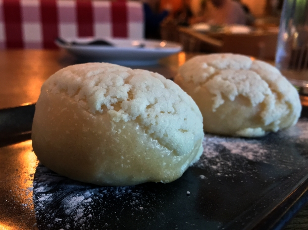 custard bao at red farm covent garden