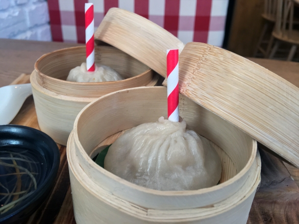 xiaolongbao at red farm covent garden