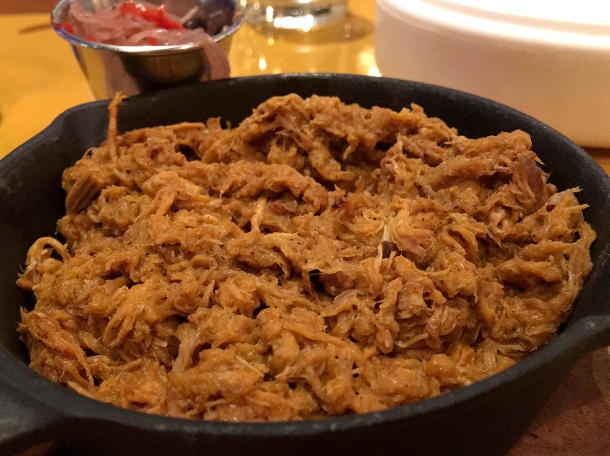 cochinita pibil pork at casa pastor